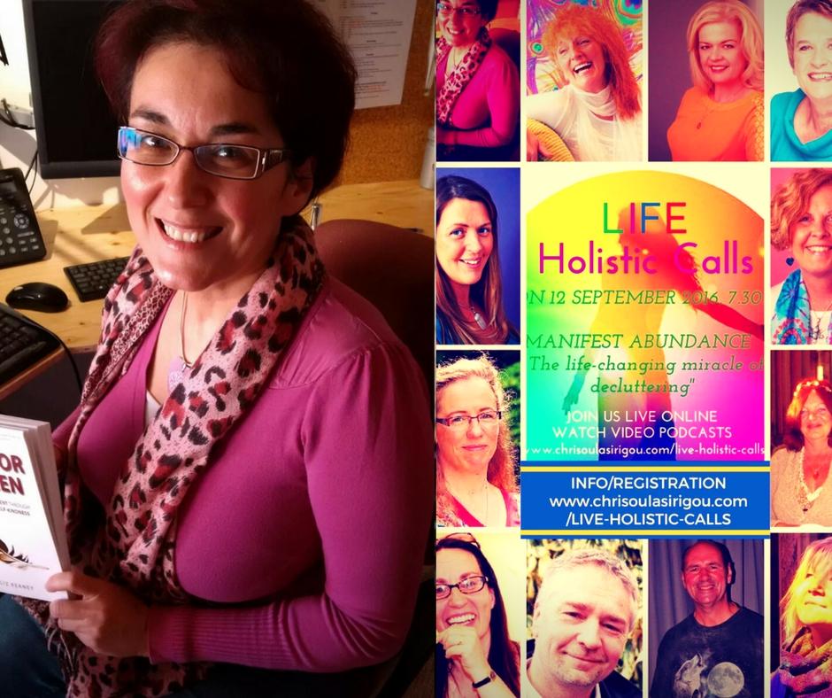 Chrisoula and Life Holistic Calls