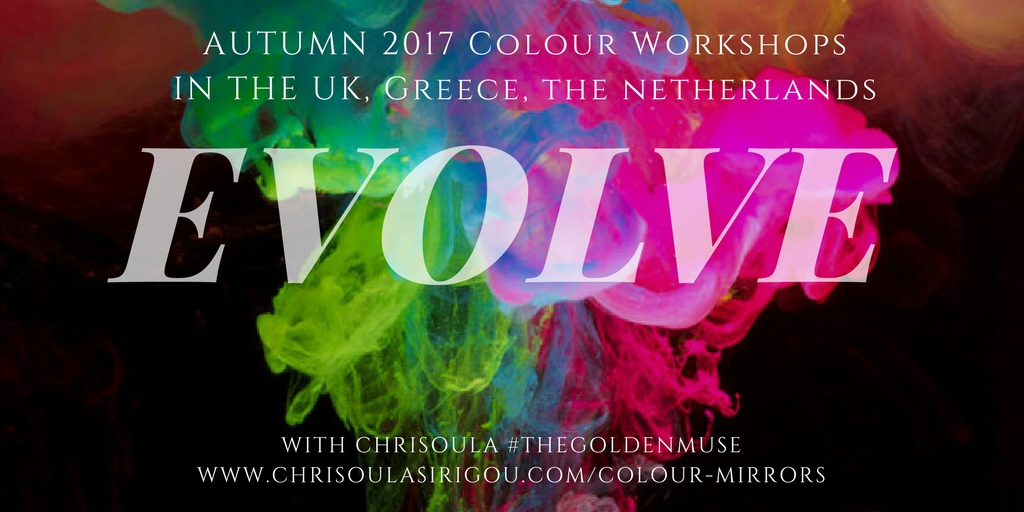 EVOLVE COLOUR WORKSHOPS