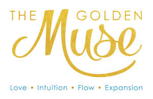 Logo wording only Golden Muse