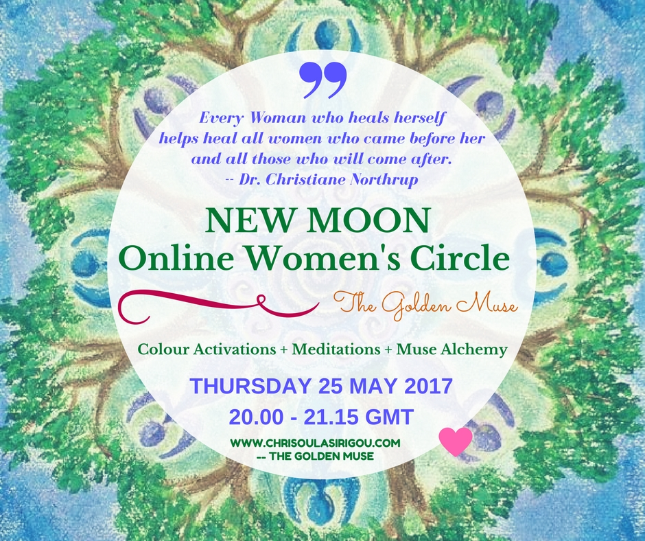 MAY 2017 NEW MOON CIRCLE