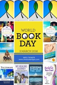 WORLD BOOK DAY WITH HEARTS
