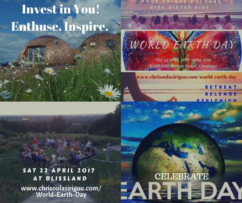 INVEST IN YOU ERATH DAY 2017