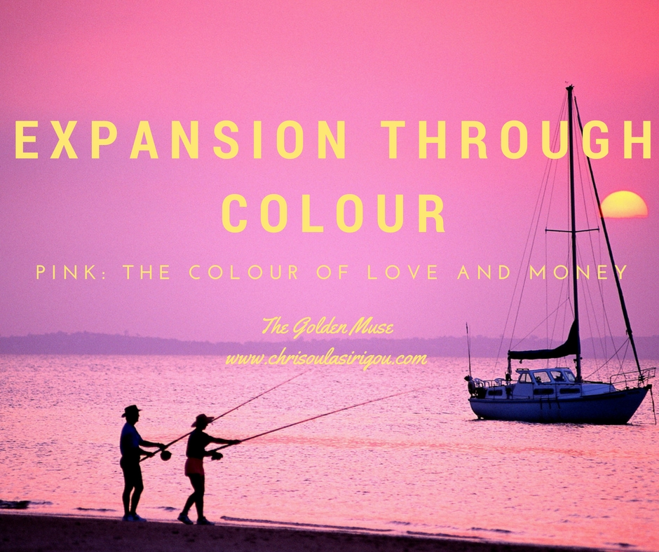 PINK - EXPANSION THROUGH COLOUR