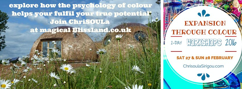Join ChriSOULa at the magical place of Blissland
