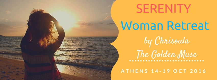 ATHENS SERENITY WOMAN RETREAT OCT 2016
