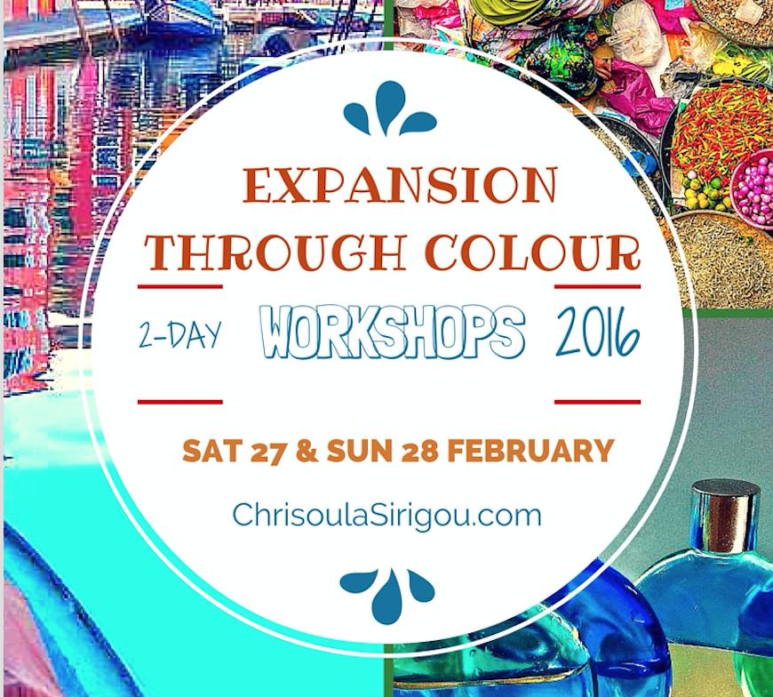 colour workshops feb 2016