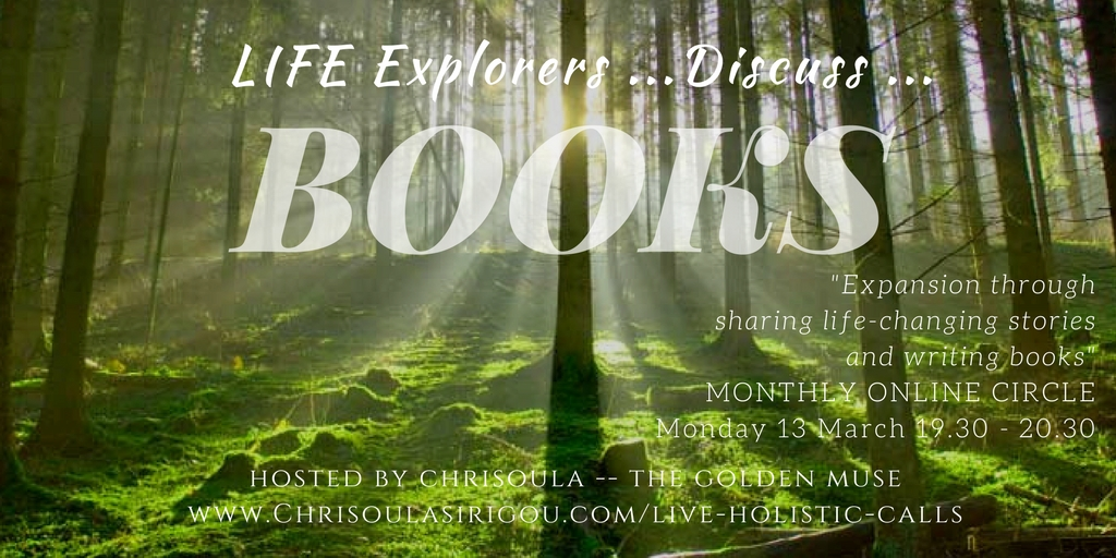 LIFE holistic call BOOKS March 2017
