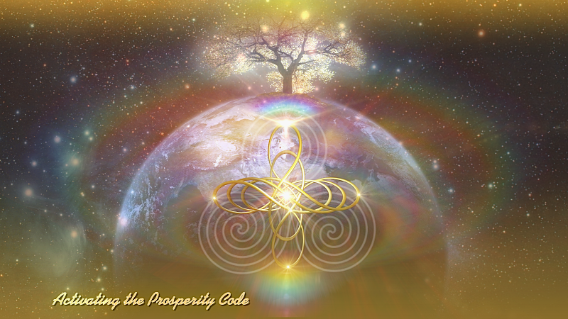 activating the prosperity code