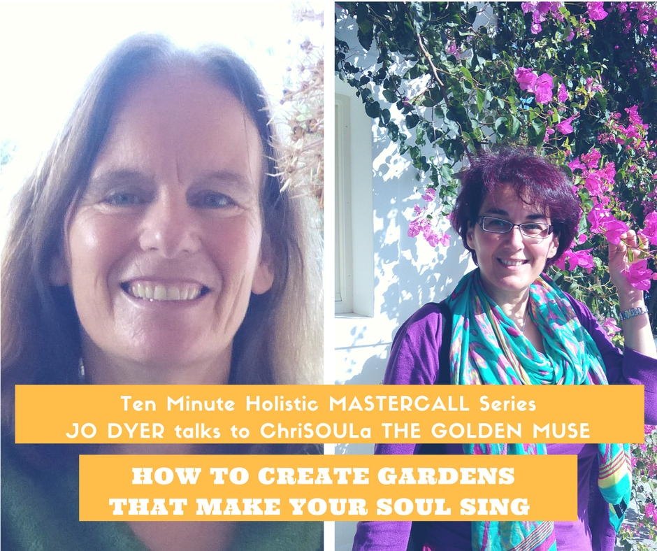 JO DYER TEN MINUTE HOLISTIC MASTERCALL