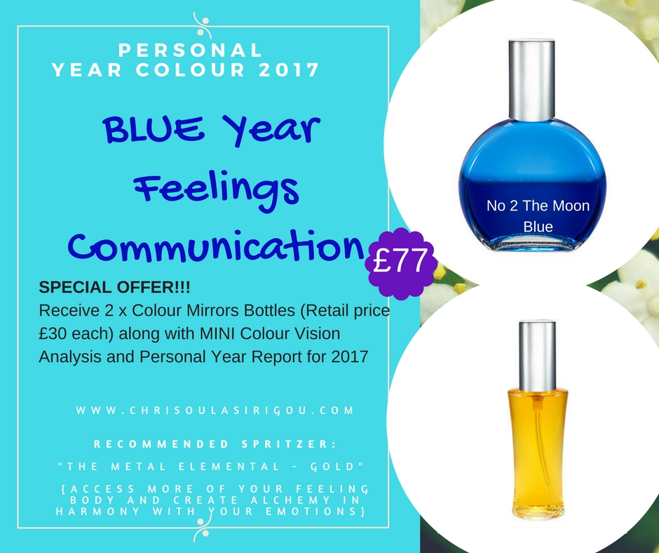 BLUE YEAR SPECIAL OFFER