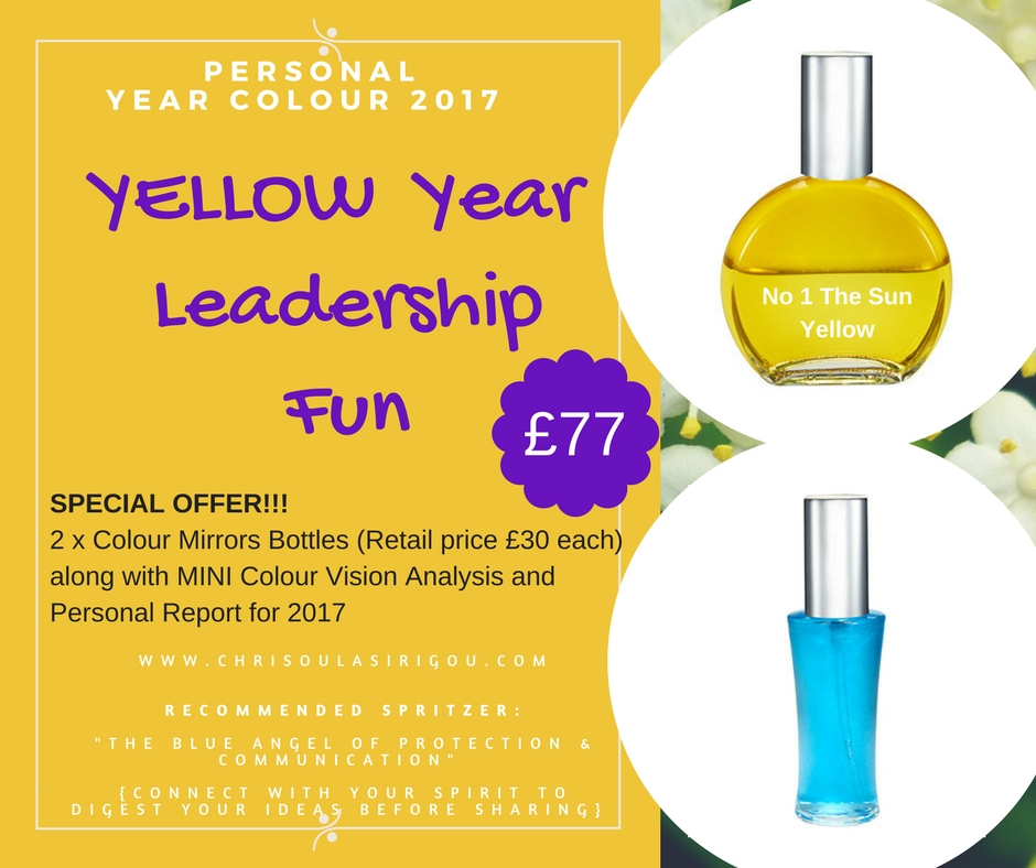 YELLOW YEAR SPECIAL OFFER