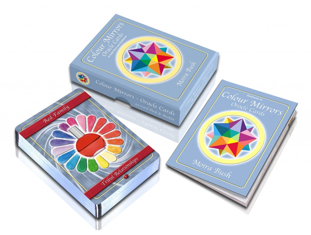 Colour Mirrors OracleCards