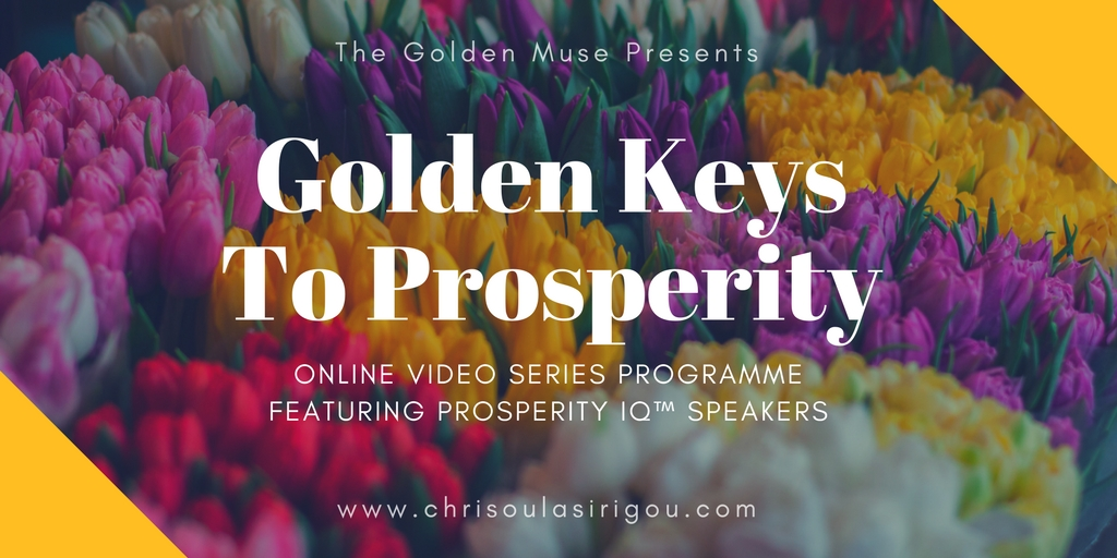 Golden Keys To Prosperity banner
