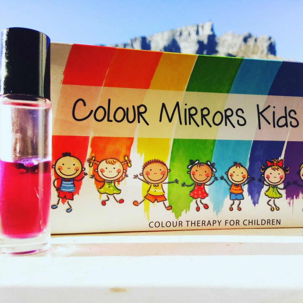 Colour Mirrors Kids therapy