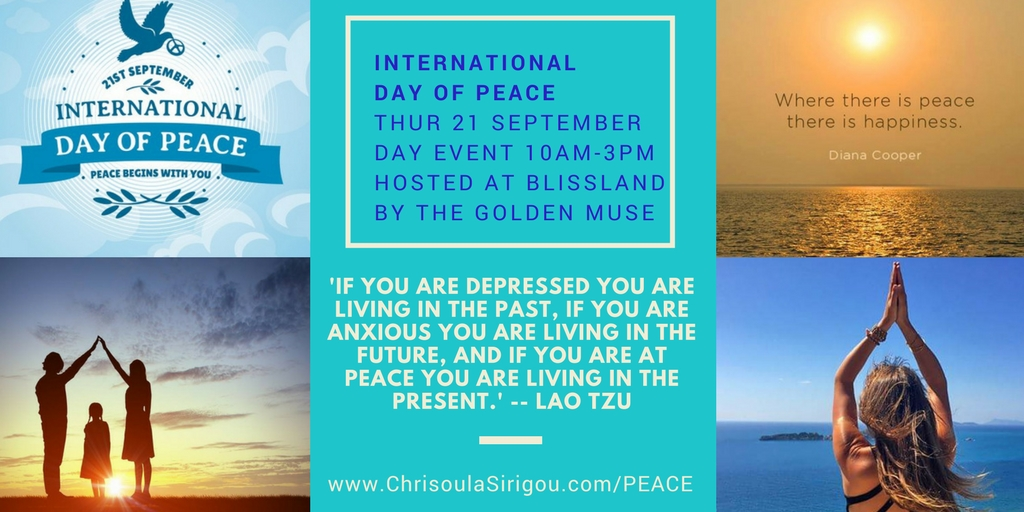 PEACE DAY TWITTER BANNER