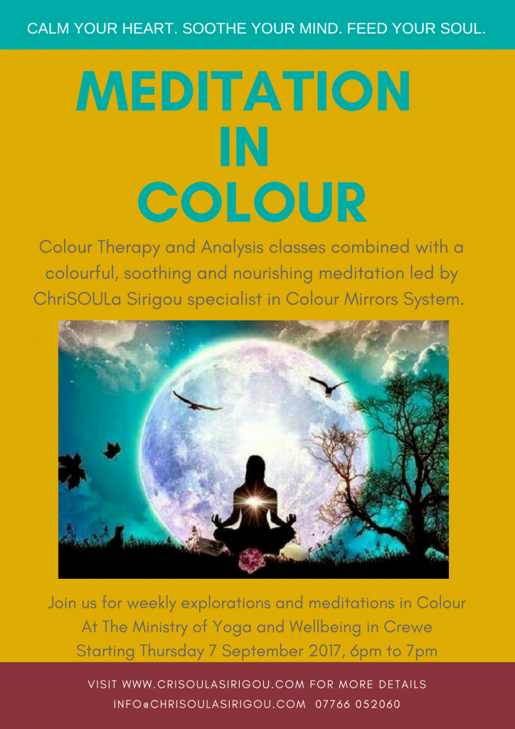 Meditation in Colour Class FB