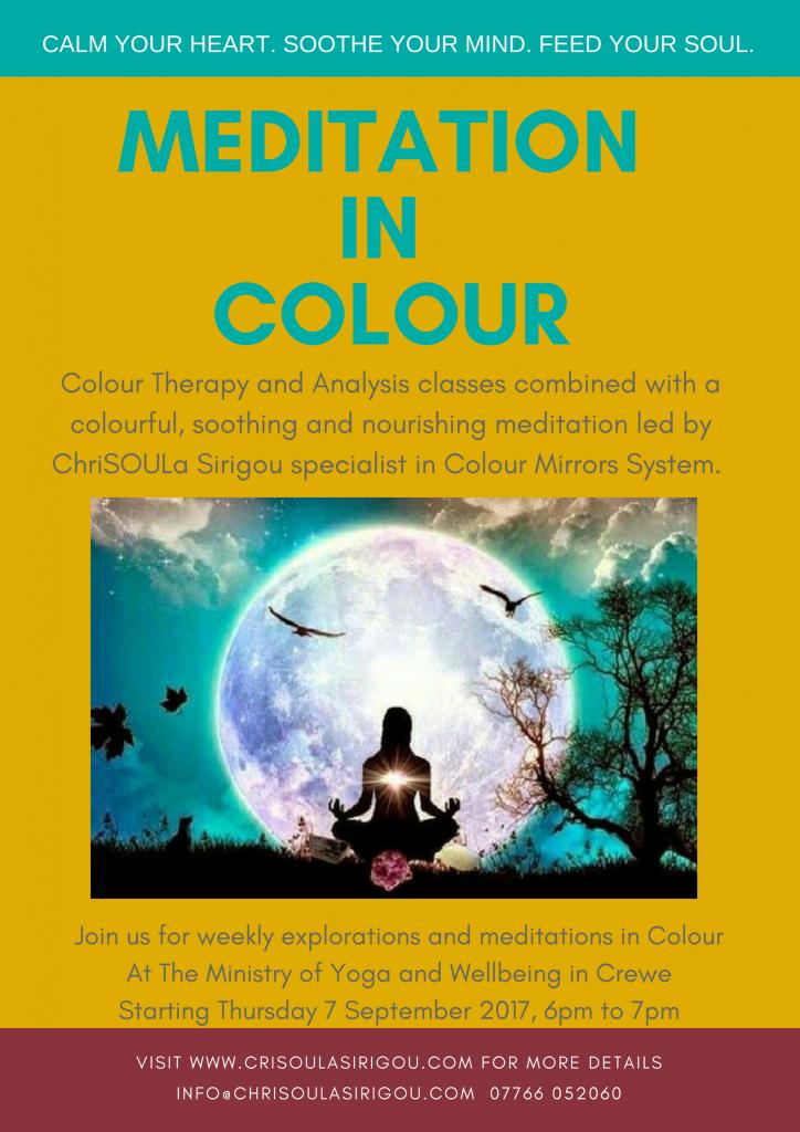 Meditation in Colour Class FB