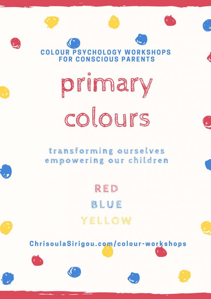 primary colours workshop