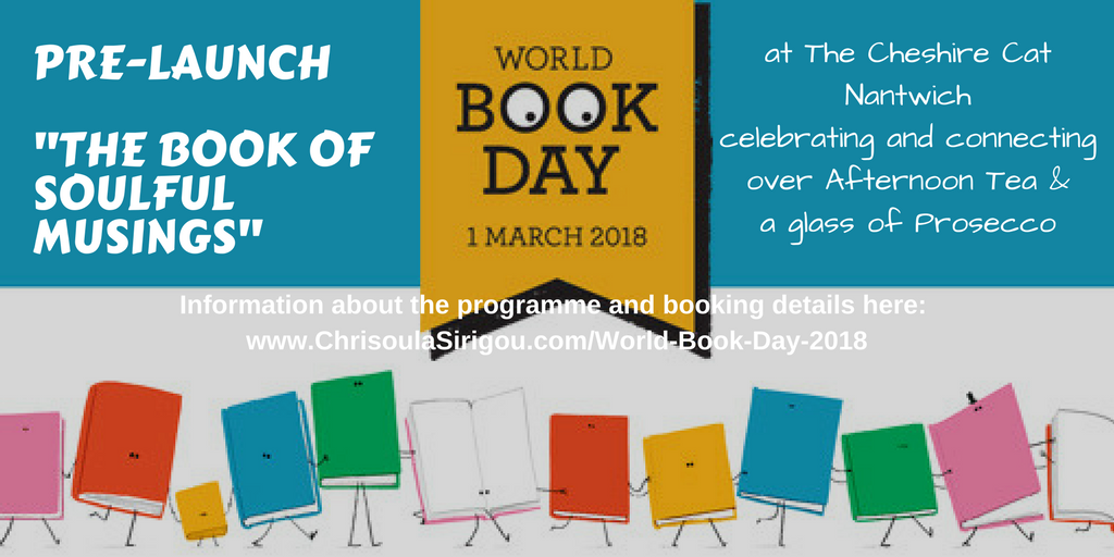 World Book Day 2018 Facebook banner