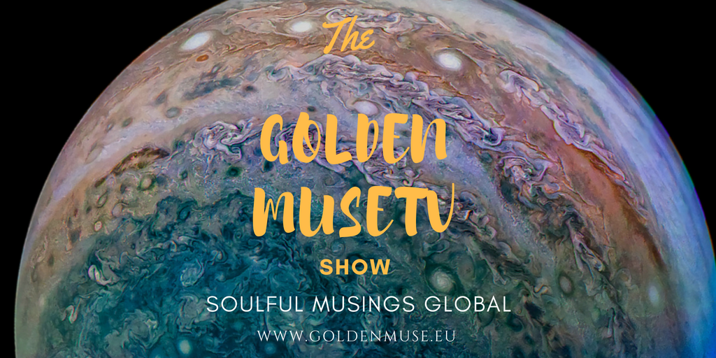 GOLDENMUSETV SHOW POSTER