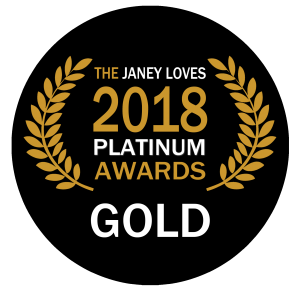 GOLD 2018 Platinum Awards badge
