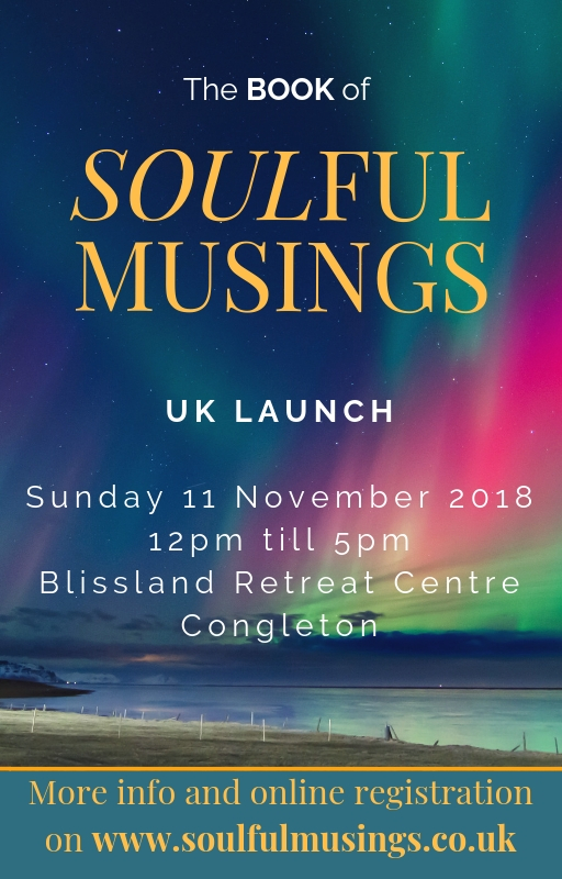 SOULFULMUSINGS UK Launch
