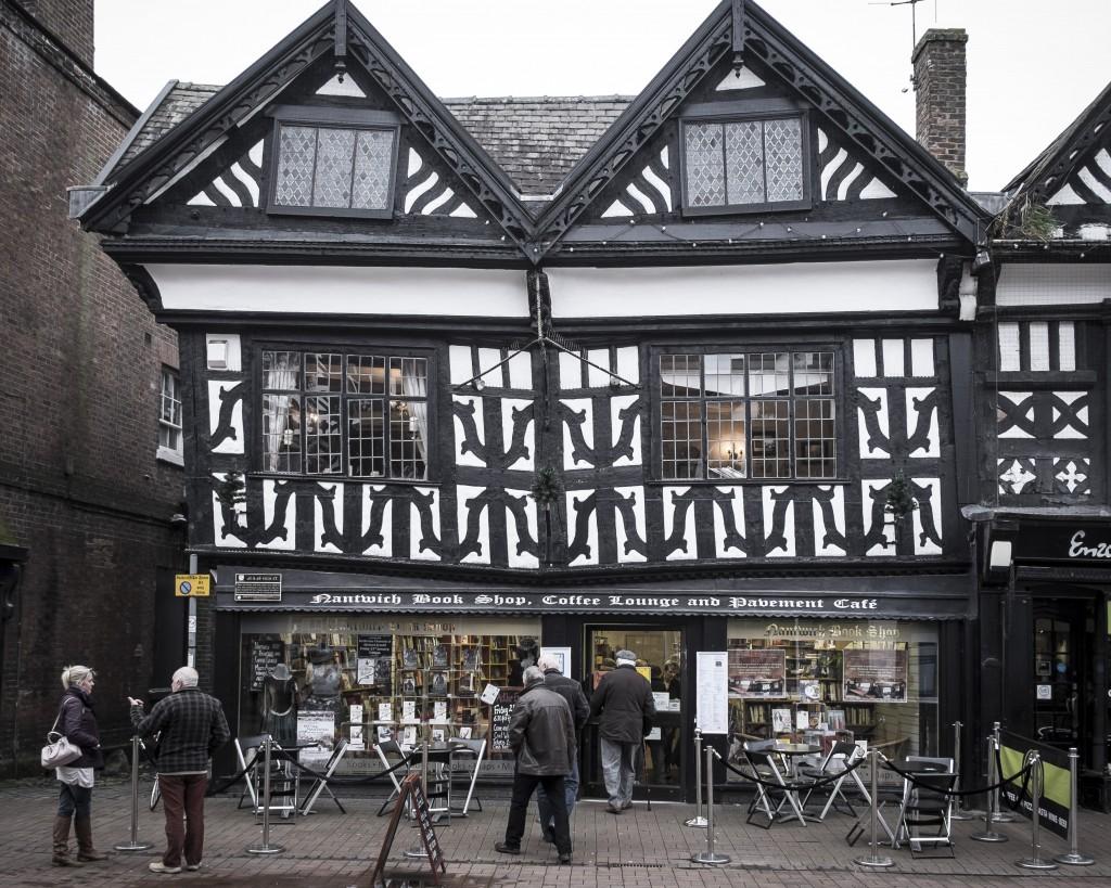 Nantwich bookshop