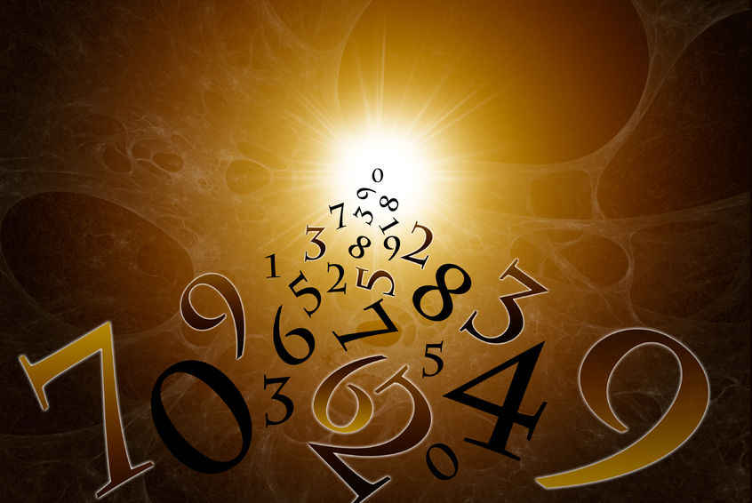 Numerology in gold