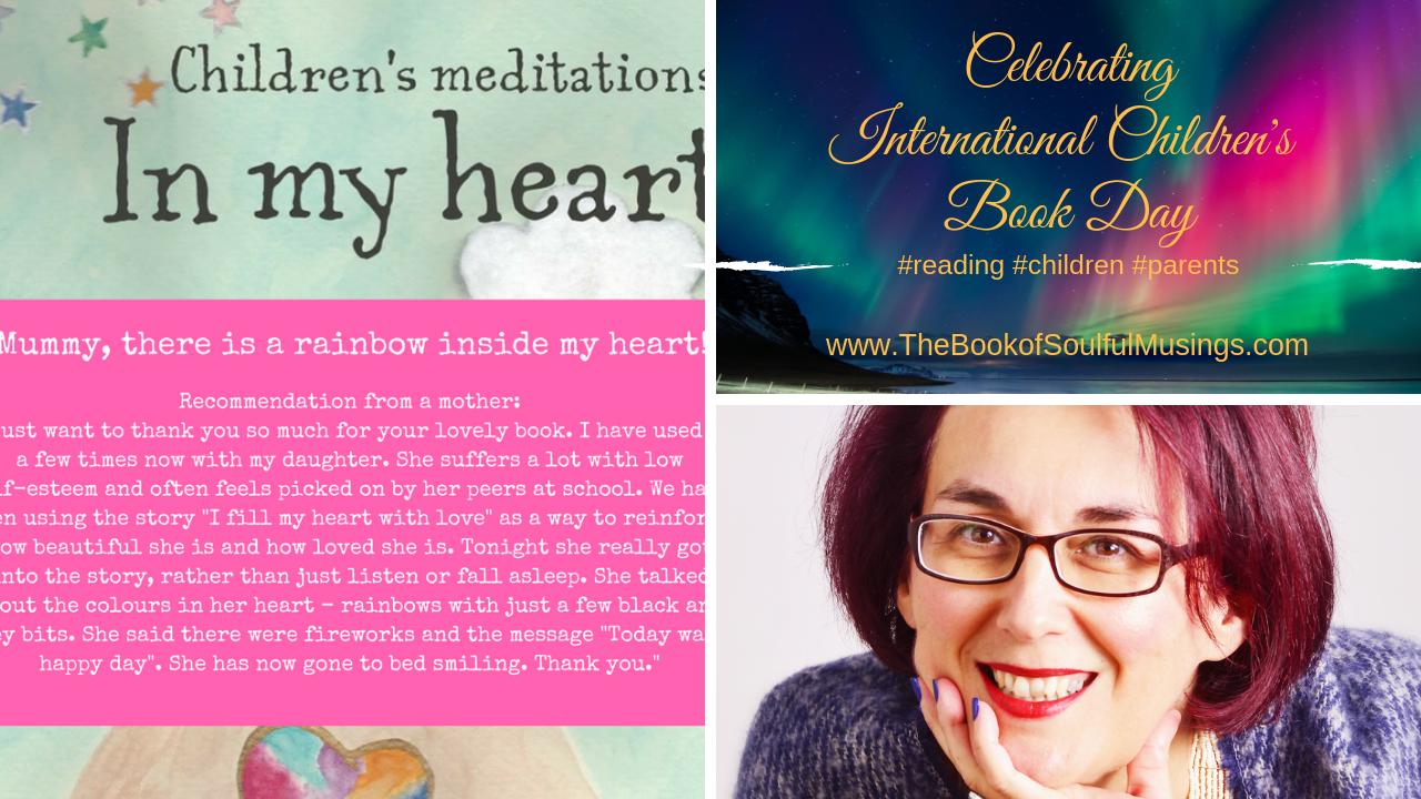 Children's meditations poster offer