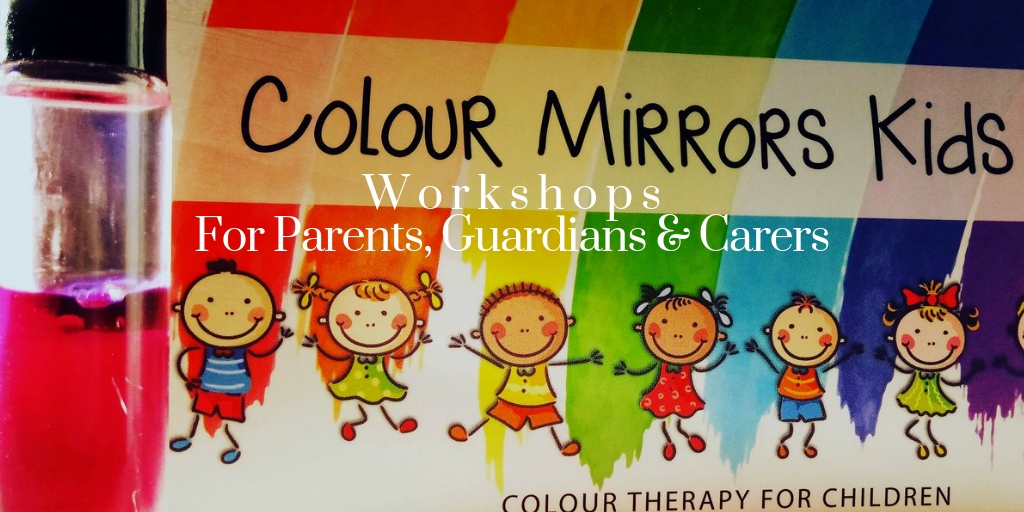 Colour Mirrors Kids Workshops