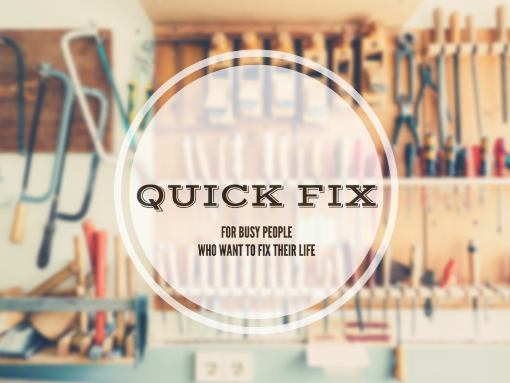 quick fix package